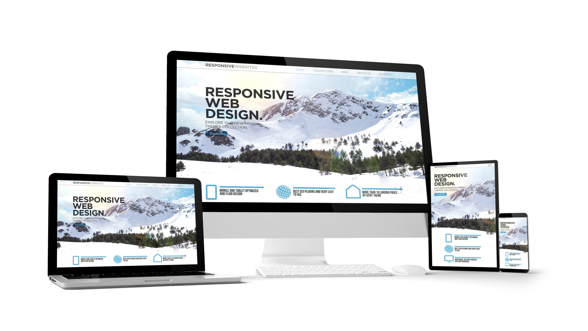 responsive for all web devices 2 true interactive cape coral